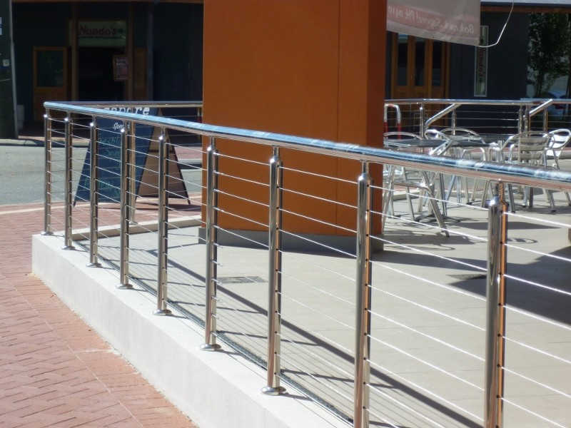 Edelstahl Kabel Gelander Design Fur Freien Balkon Zaun Buy Balkon