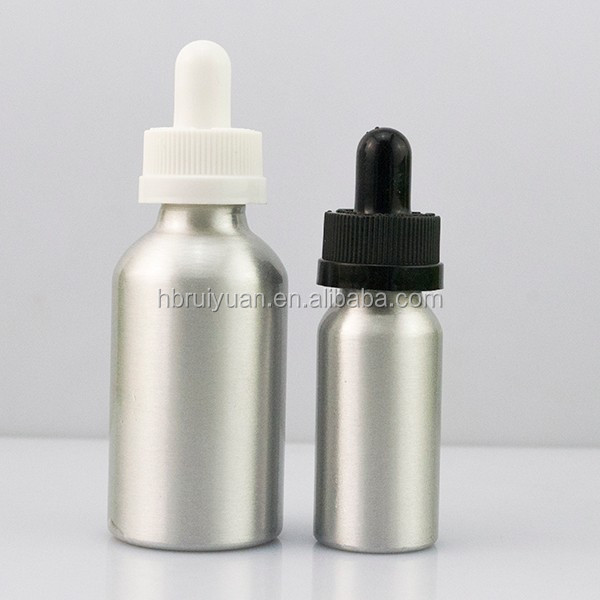 China Manufacturers Primary Color Or Red 60ml 30ml Aluminum ...
