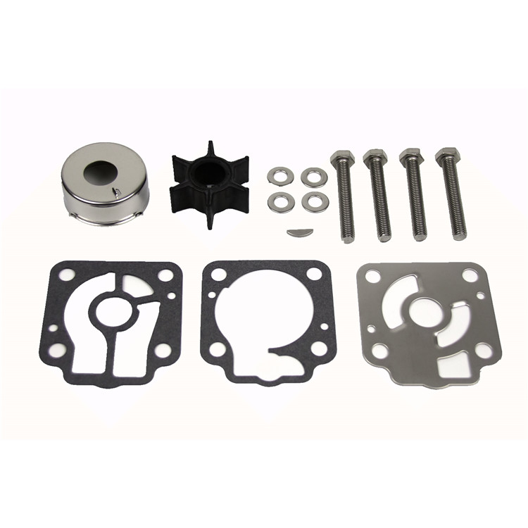 3T5-87322-3 Impeller replace kits water pump kit with housing for mercury