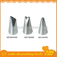Wedding cake nozzle decoration cake