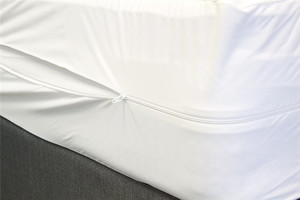 Double Bed Mattress Cover With Zipper Whole Suppliers Alibaba