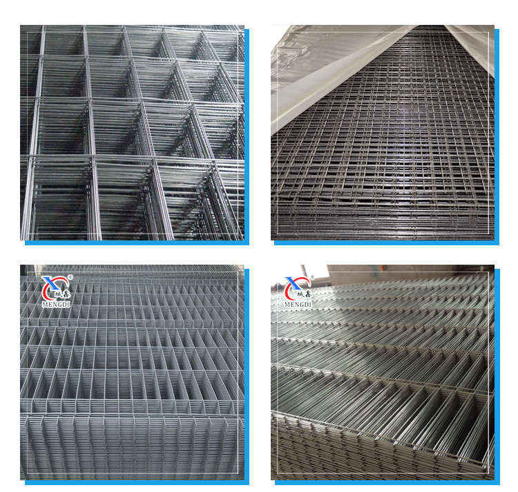 Galvanized wire mesh hot dipped galvanized before welded