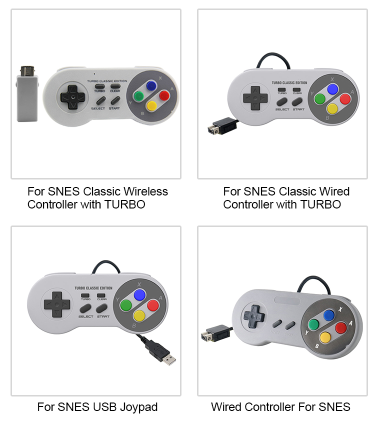 Best Selling Products for Wireless Game Controller for SNES/PC Gamepad Joystick
