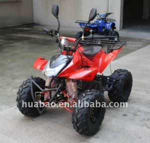 110CC Quad Bike,Electric starter,Automatic with reverse engine