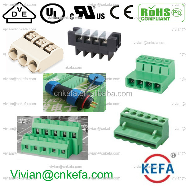 KEFA Terminal Block connector wire connector factory direct with low price fast delivery stock available