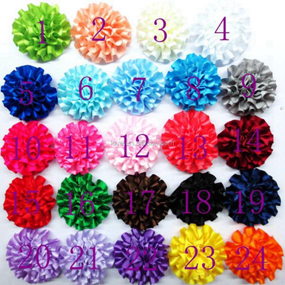 Craft flowers in bulk - Wholesale Craft Supplies Small Handmade Artificial Knit Flowers