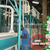 for Africa maize processing of 5~200 t/d maize milling plant