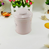Wholesale round tea tin box tea tin container