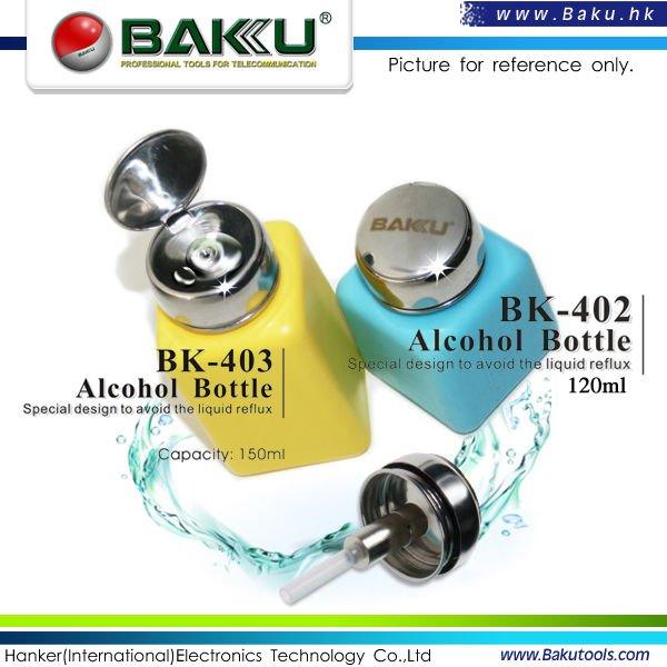 Bk-60/40 Ethyl Alcohol Bottle