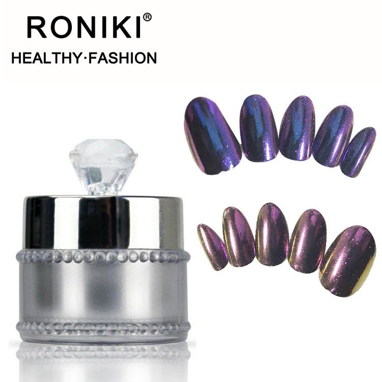 Venta al por mayor uñas efecto espejo-Compre online los mejores uñas ...