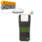 Restaurant Remote Ordering 3G and WIFI POS thermal Printer