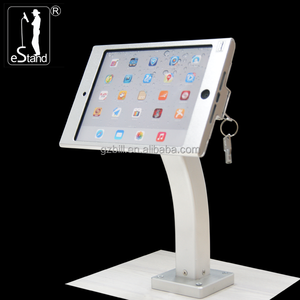 eStand BR24004 desktop tablet stand kiosk rotating for ipad mini4 support holder
