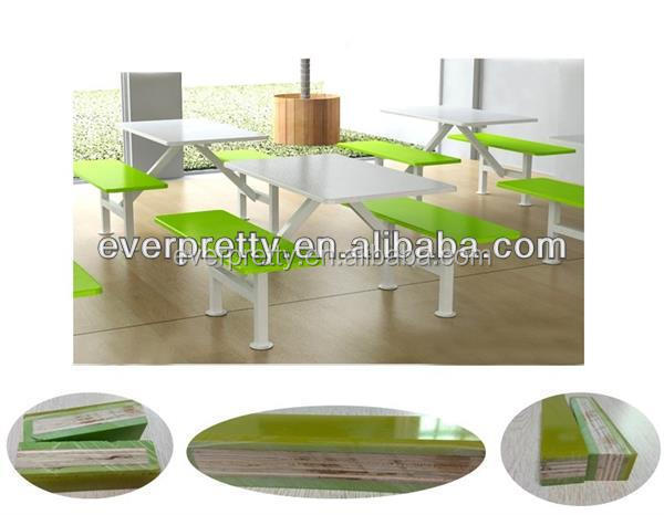 Modern Staff Canteen Chairs And Tableschina Cheap Seating Dining