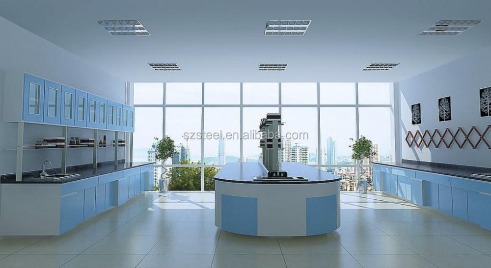 Shenzhen Modern Laboratory Furniture Laboratory Work Bench