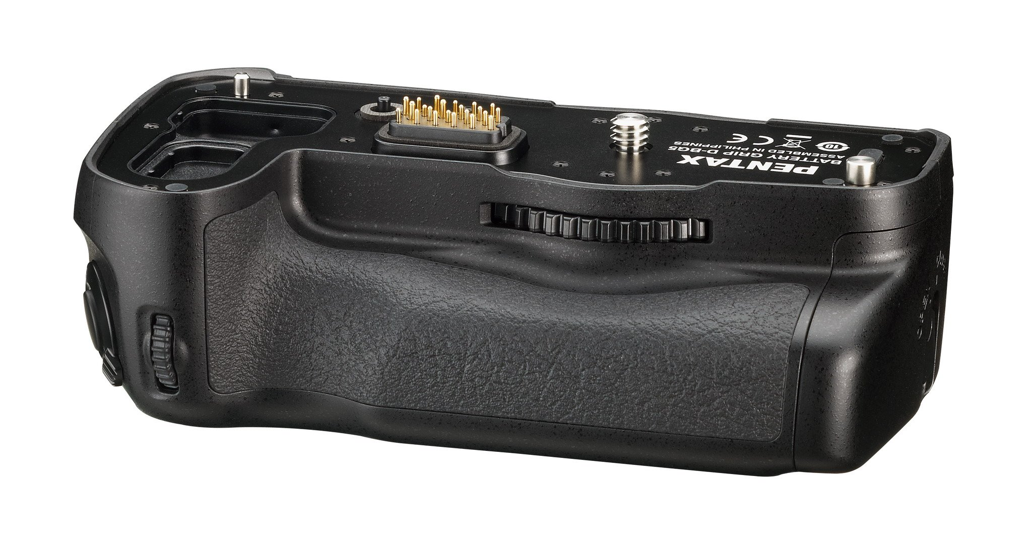 Pentax D-BG5 Battery Grip for K3 Digital SLR Camera (Black)