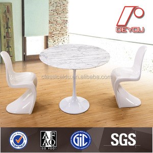 white wedding chair, plastic dining chair, cheap plastic dining chair D-126
