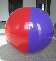 large inflatable beach ball