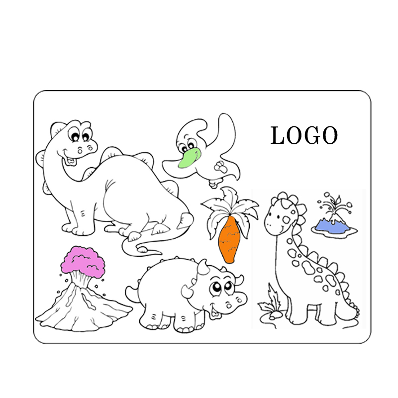 Wholesale Silicone Coloring Drawing Mat For Kids Buy Drawing Mat Mark Mat Silicone Drawing Mat Product On Alibaba Com