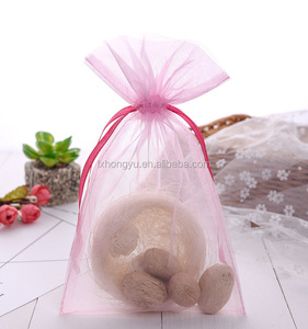 wholesale sheer organza packing bag gift bag