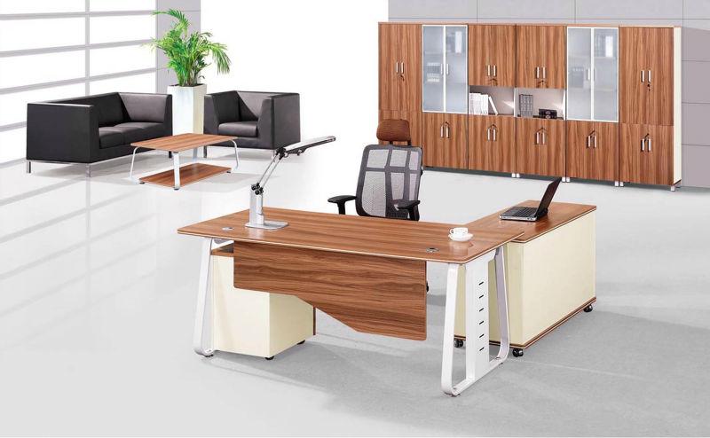Pc tafel moderne eenvoudige hout hoek puter pc bureau thuis