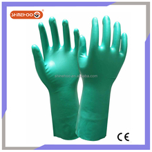 SHINEHOO Cheap Chemical Resistant Cleaning Nitrile Glove