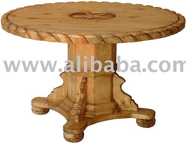 Muebles de pino r stico otros muebles de madera for Muebles rusticos de pino