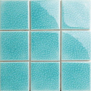New design wall crack pool mosaic tile stickers mosaic