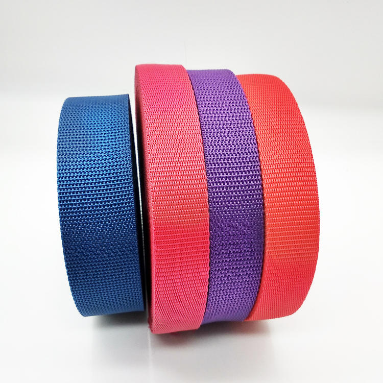 Red 25mm 1 inch Polypropylene Webbing Tape x 10 Meters