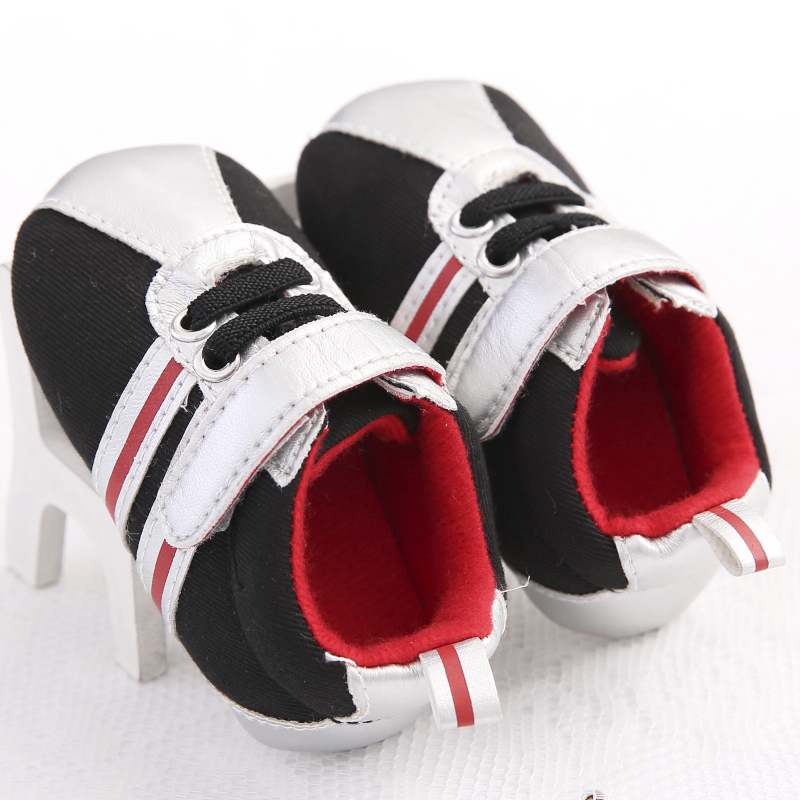 Shoe Size For Baby Boy Black  Months