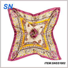 Alibaba online shopping china silk scarf