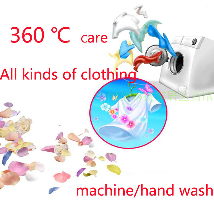 Flüssiger Fleckenentferner / Natürlicher Pflanzendoppelzweck Waschmittel Flüssigkeit / Umweltfreundliche Waschflüssigkeit 1000ml