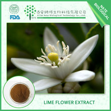 Relieve Pain Lime flower extract with 20:1 with Flavones