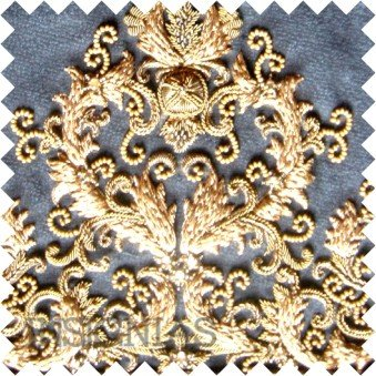 Beaded Embroidered Fabrics For Evening Dresses Bridal French Lace Gown Fabric Product On Alibaba