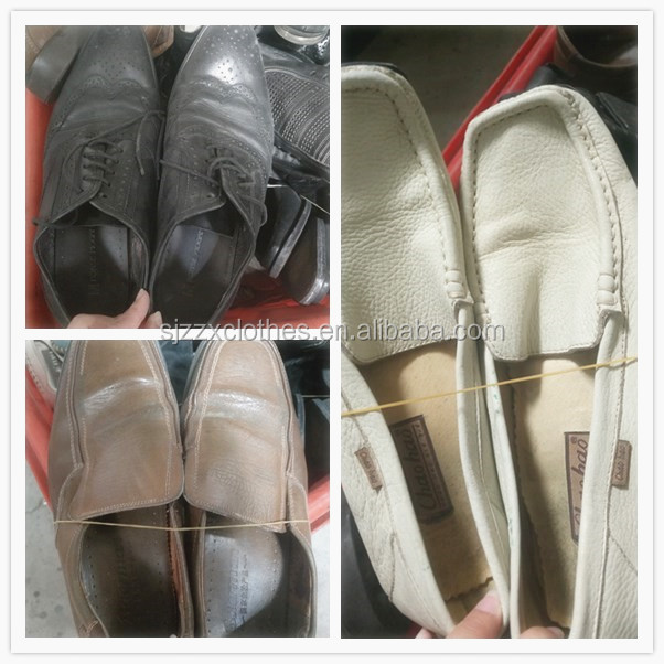 wholesale cheap grade A second hand shoes used all size