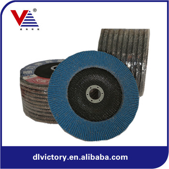 industrial metal T27T29 diamond grinding tools abrasive flap disc