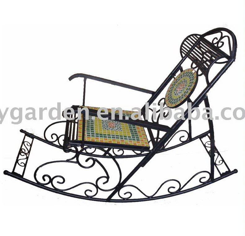 Wrought Iron Antique Rocking Chair, Wrought Iron Antique Rocking Chair  Suppliers And Manufacturers At Alibaba.com