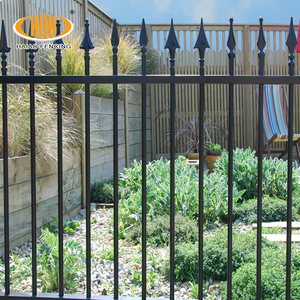 Cheap used wrought iron fence panels for sale,steel fence,wrought iron fence gate for sale