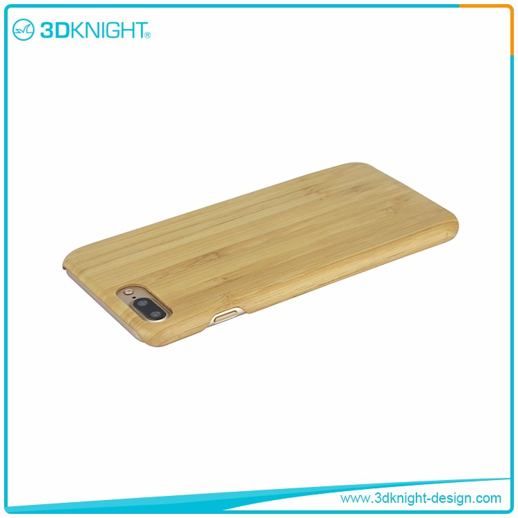 Bulk Cheap Real wood aramid fiber phone case for iphone 7 plus case