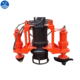 River dry sand suction submersible water pump