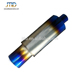 JTLD High Performance Auto Part For HKS Stainless Steel Blue Burnt Exhaust Muffler