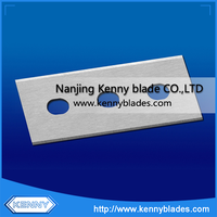 Lutz Replacement Good Wear Resistance Tungsten Carbide 3-hole Slitting Blade for Thin Film