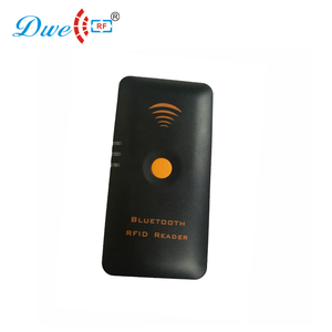 Handheld bluetooth portable uhf rfid reader to connect Android phone