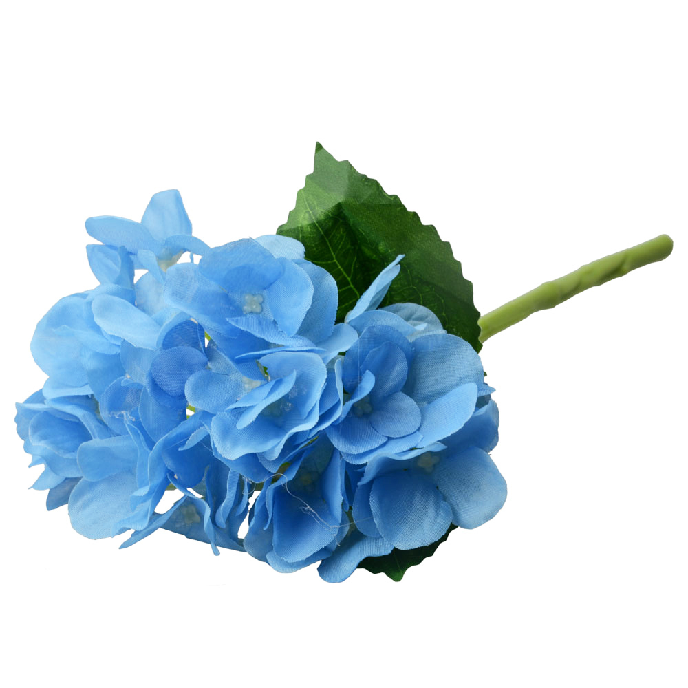Cheap artificial flowers hydrangea find artificial flowers get quotations elegant 36cm silk artificial fake hydrangea bouquet flowers blue wedding home decoration parts accessories china supply izmirmasajfo
