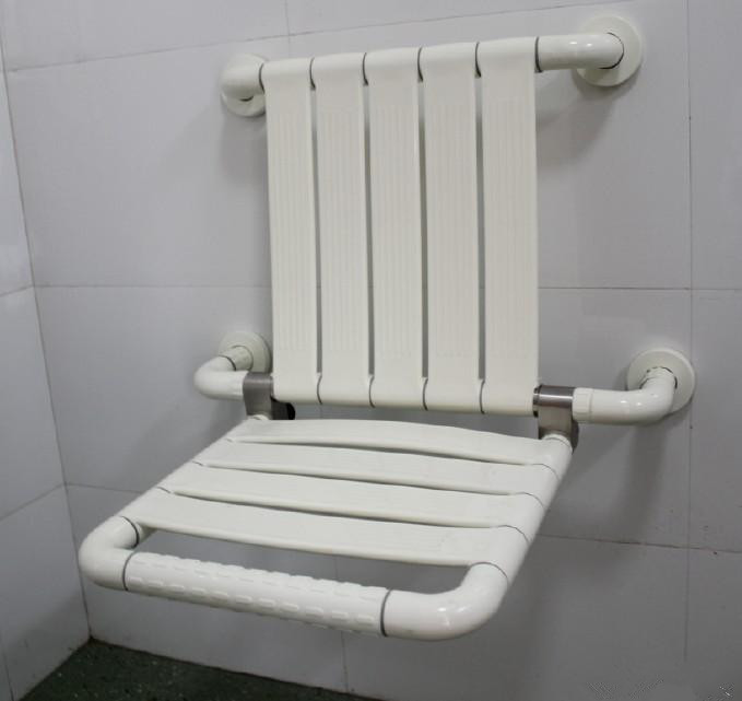 Safety Bathroom Wall Mounted Folding Chair/shower Seat - Buy ...