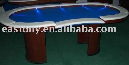Sensational Deluxe Led Light Casino Poker Table Buy Poker Table Led Poker Table Led Casino Table Product On Alibaba Com Beutiful Home Inspiration Xortanetmahrainfo