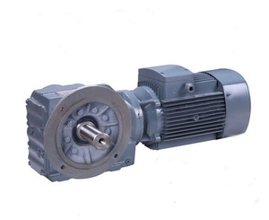 K series KF127/157/167/187 Zhongyang Transmission Drive Small Variable Speed Electric Motor Speed Reducer Speed Controller