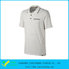 OEM Made Dri Fit Jersey Stripes Pocket Sublimated Golf Polo Shirts