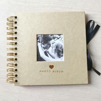 Photo Al Sprial Book Diy Sbook Wedding Baby
