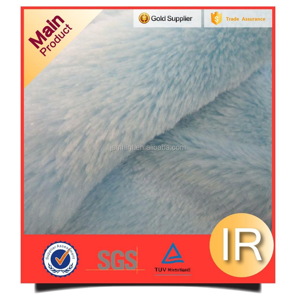 soft short plush fabric for toys,short plush fabric