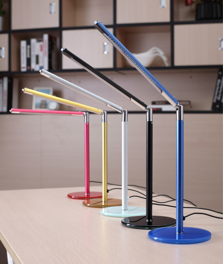 Dimmable And Flexible Aluminium Alloy Led Office Desk Lamp With ...